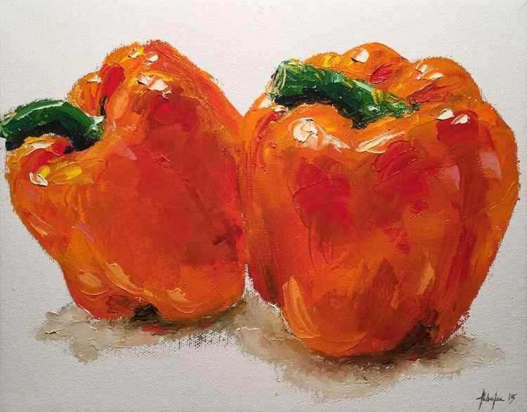 Orange bells