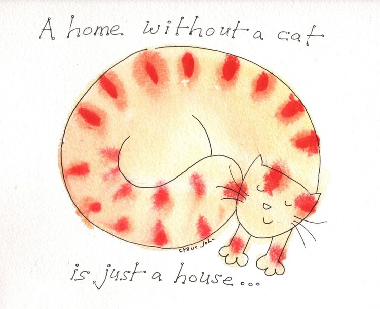 A home without a cat... - Image 0
