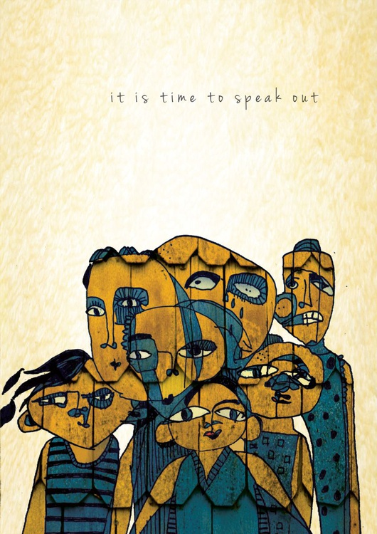 It is time to speak out - Image 0