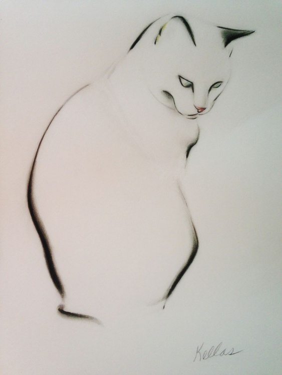 Drawing of Charlie - Image 0