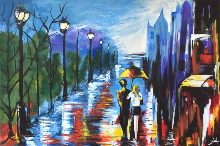 Downpour Intimacy - Image 0