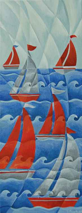 The Sailing Boats -