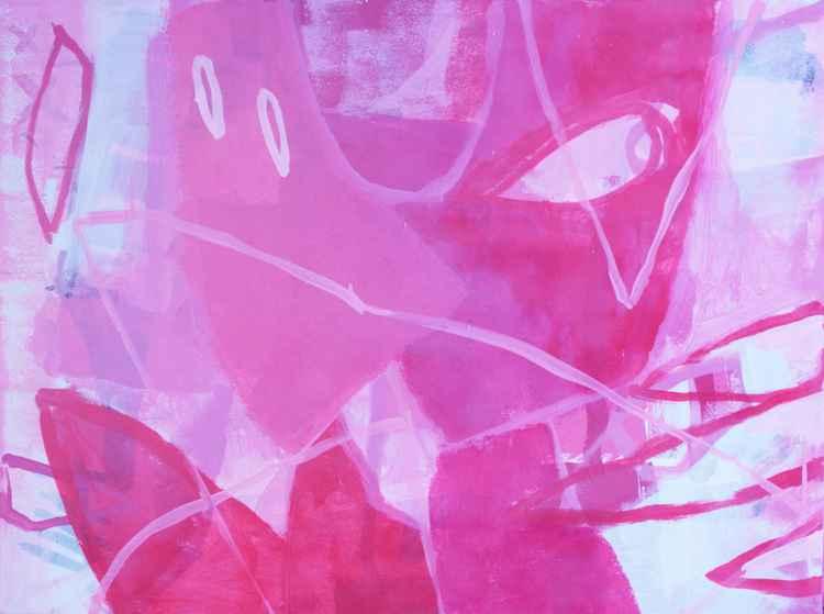 Wind - series Pink /2016 -