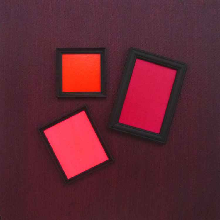 Picture Frame Series 3 - colour interaction 2