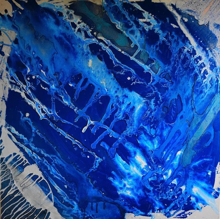 BLUE - SOLD - Image 0