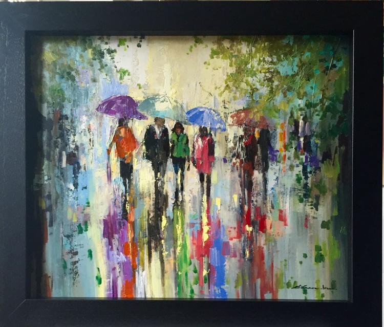 'Summer Showers' - Image 0