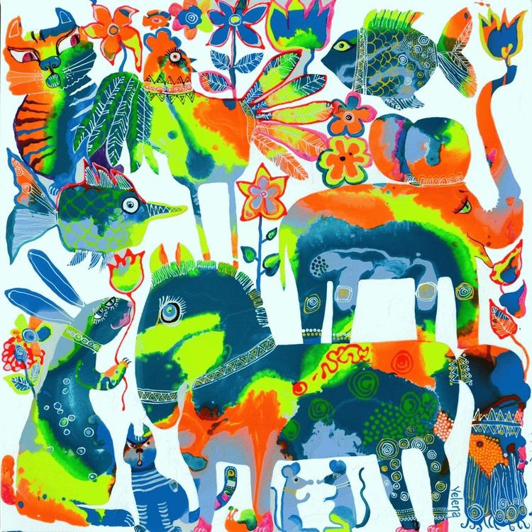 Spring zodiac - Image 0