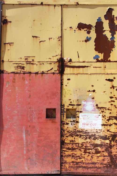Hangar Door -