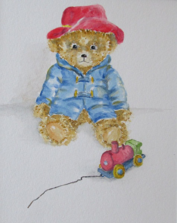 """A LOVELY BEAR"" - Image 0"