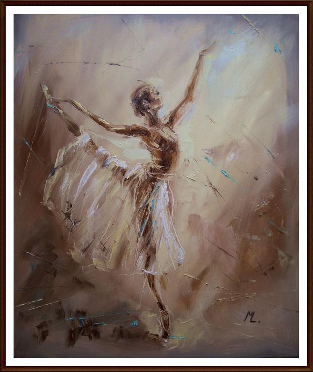 """ BALLET - dancing girl "" - Image 0"