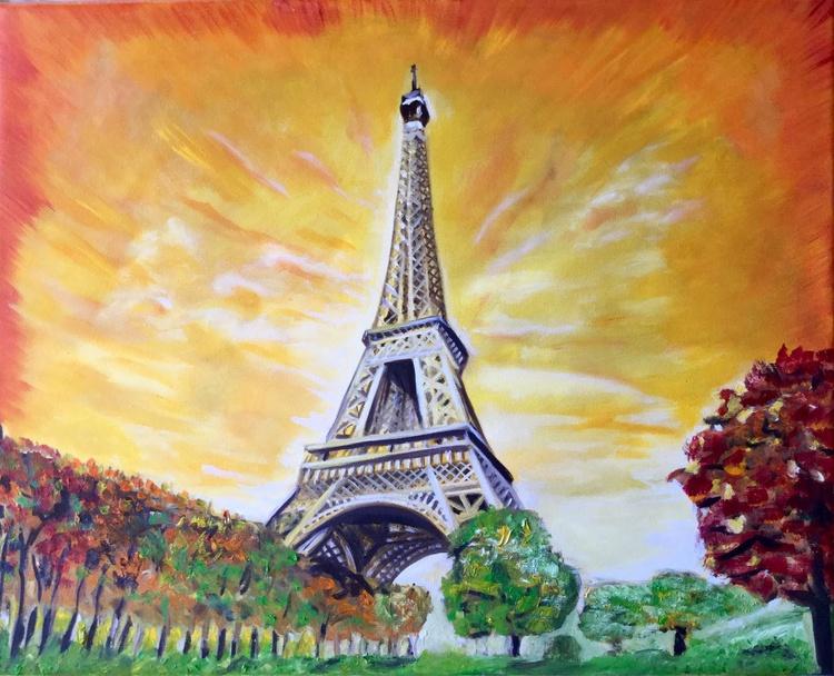 Autumn in Paris - Image 0