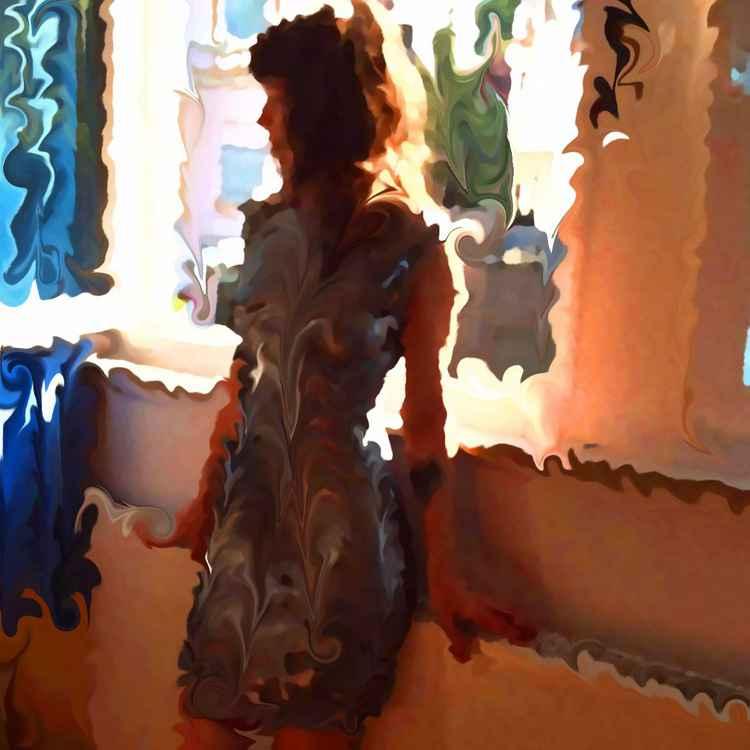 Luthje Van Gogh style -