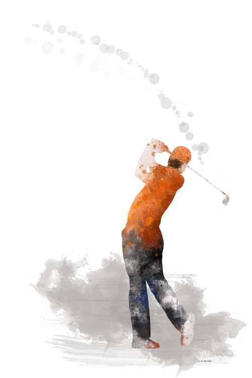 Golfer 1 -