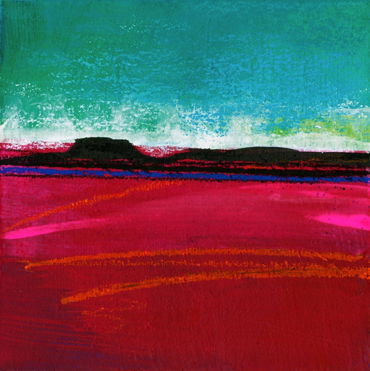 Landscape Abstract No. 33 - Image 0
