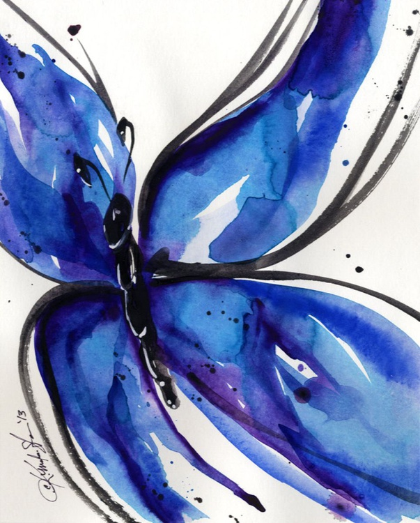 Butterfly Song No. 26 - Image 0