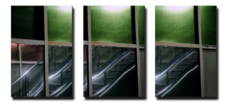 Mancunian Misinformation Triptych -  Three 24x16in Aluminium Panels - Image 0