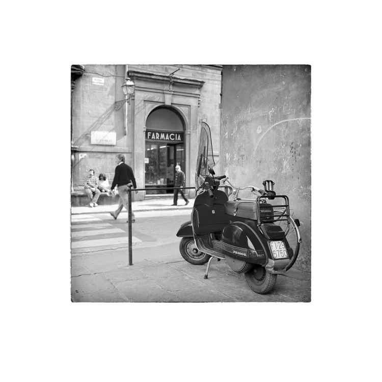 Untitled (Firenze) Three -
