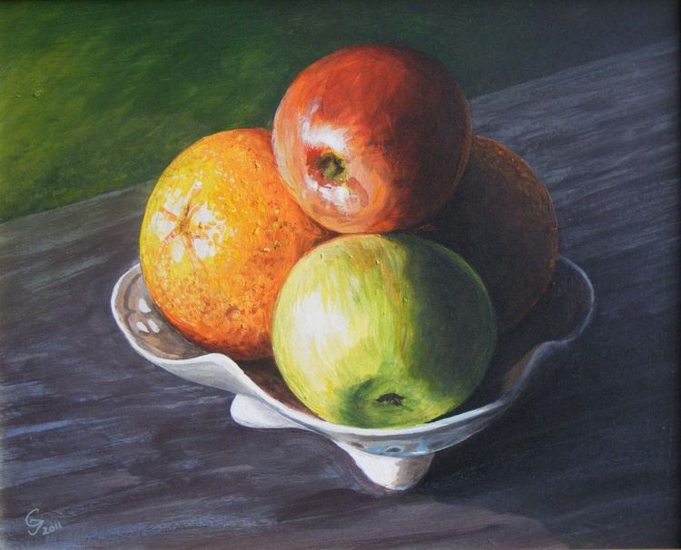 """""""Apples and oranges"""" - Image 0"""