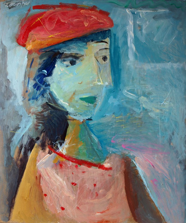 little face 3 (Post-Picasso reaction/comment) - Image 0