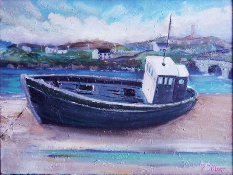 the old boat - Image 0