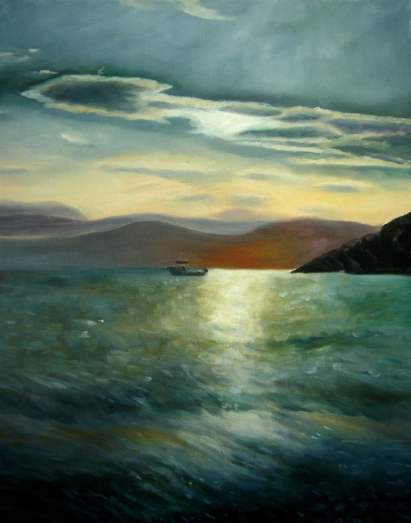 Sunset at the Bay - Image 0