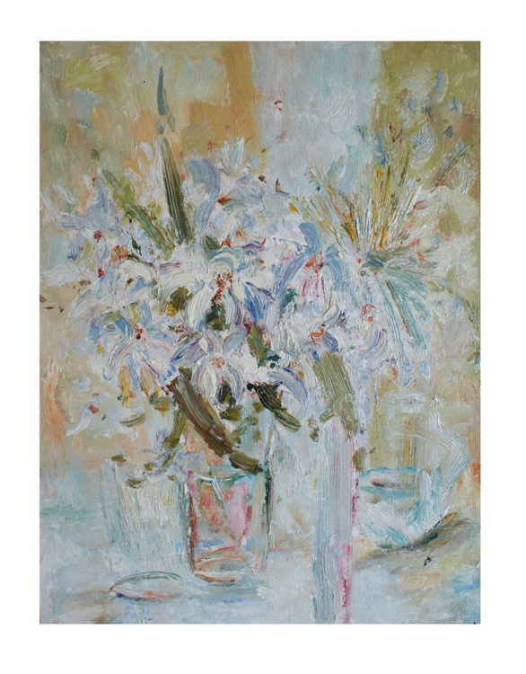 Still life with flowers - Image 0