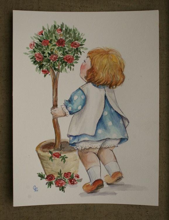 LITTLE GIRL - Image 0