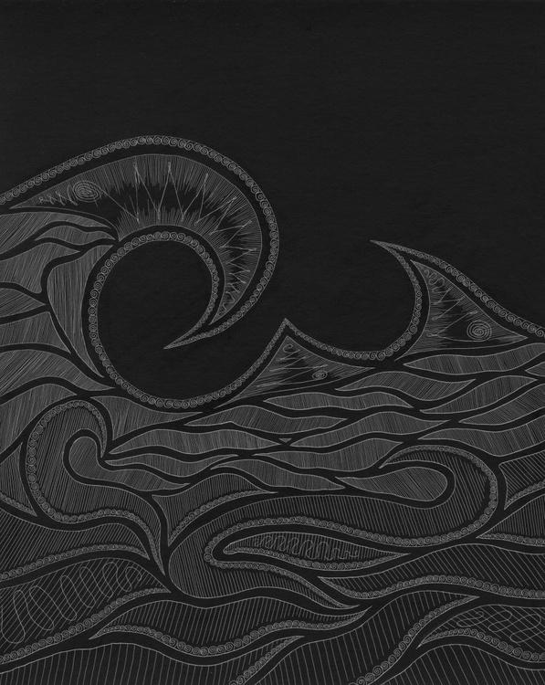 Black Wave 5 - Image 0