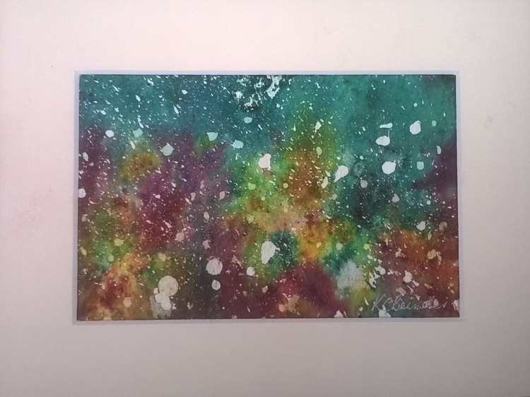 Summer Meadow 3  (Mounted) - Image 0