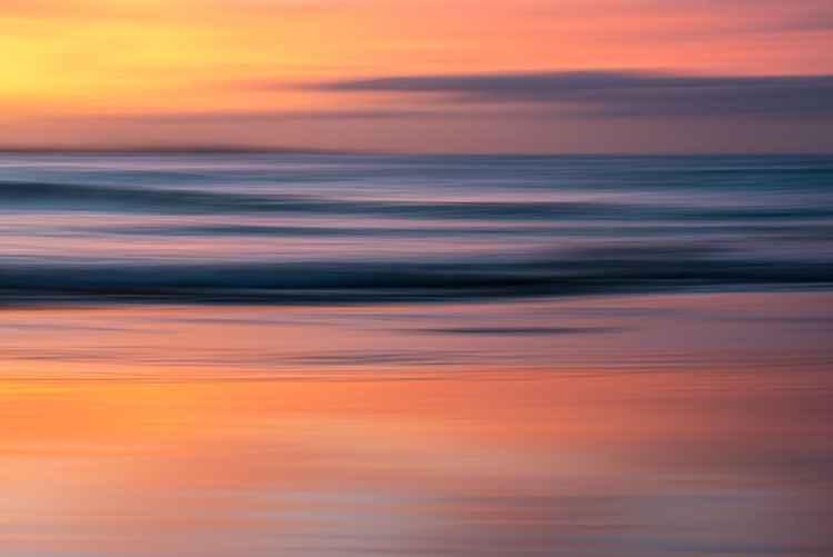 The Fiery Sea -