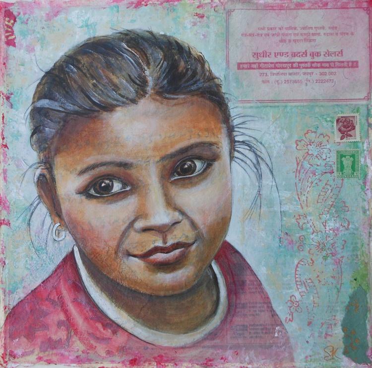 Rajasthani girl - Image 0