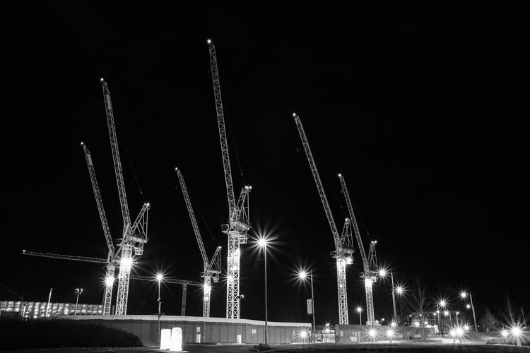 Zeneca Cranes - Image 0