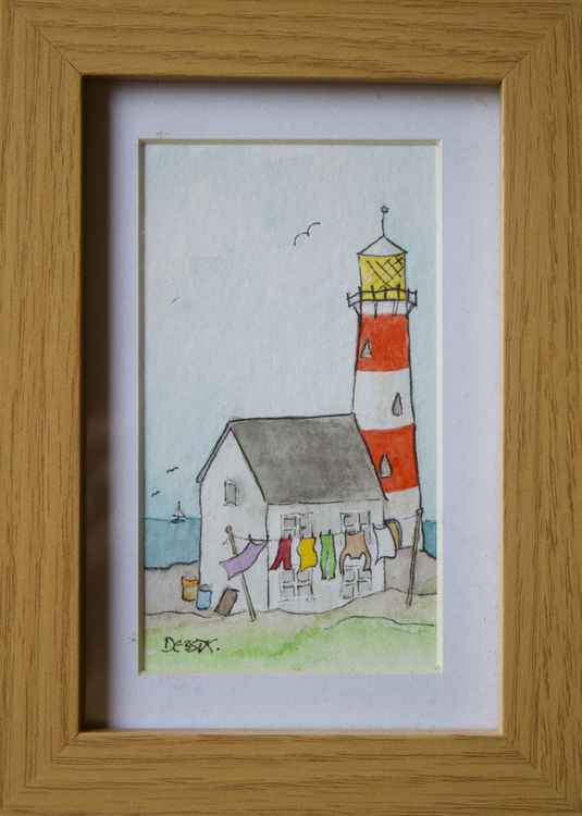 Lighthouse Keeper's Cottage -