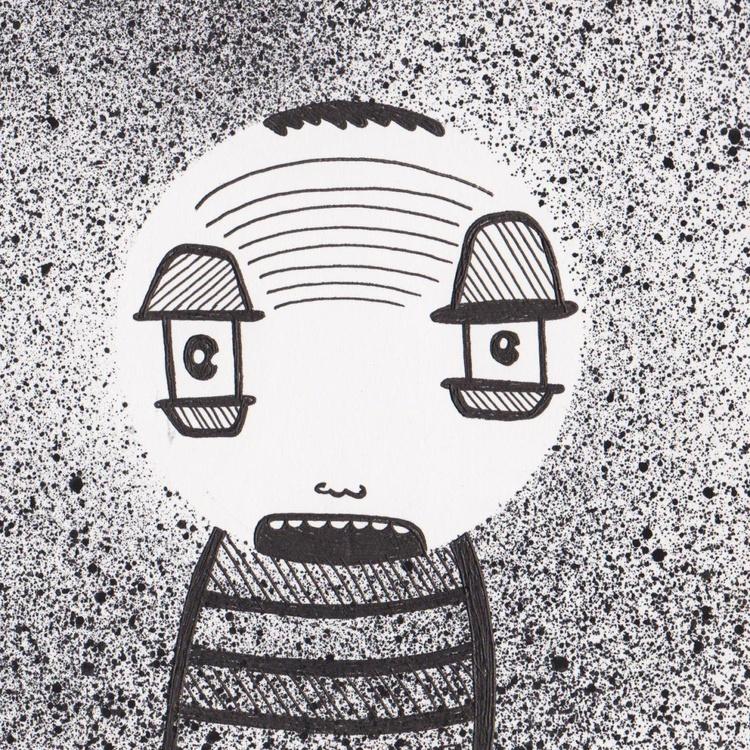 People Watching Sketch - 51 - Amazement - Image 0