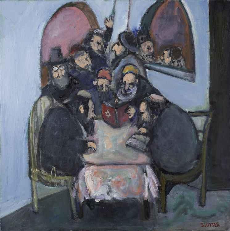 Moroccan Jews    (Cat N° 4528)