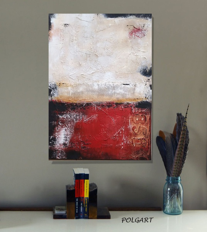 85f ( 30x40cm ) canvas - Image 0