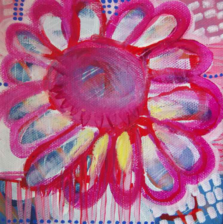 Flower One -