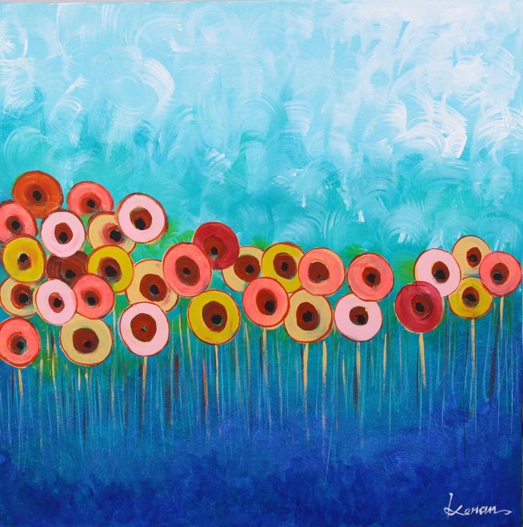 cheerful flowers - Image 0
