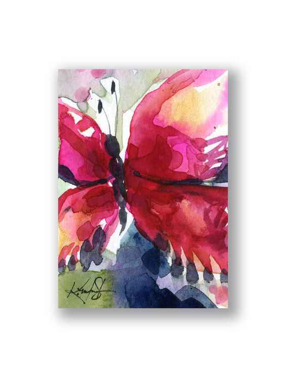 Butterfly Joy No. 2 -