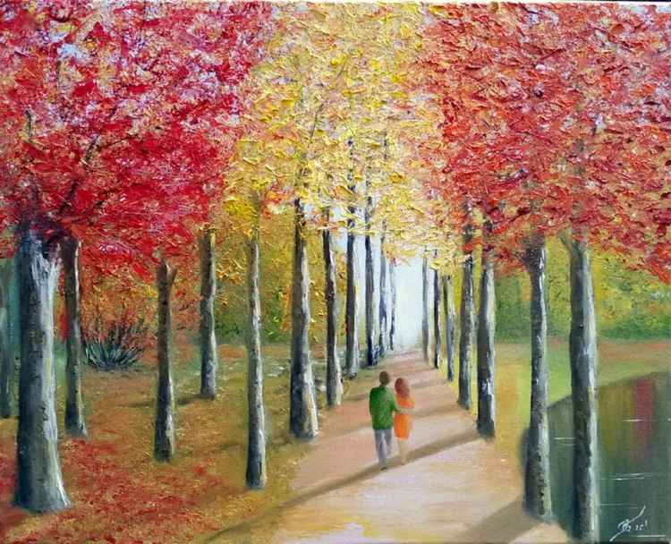 """""""Time of beauty Autumn"""""""