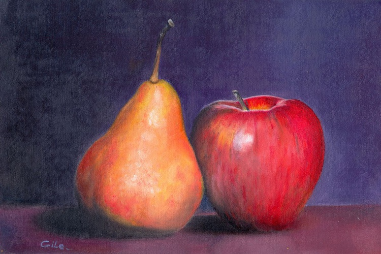 pear and apple - Image 0