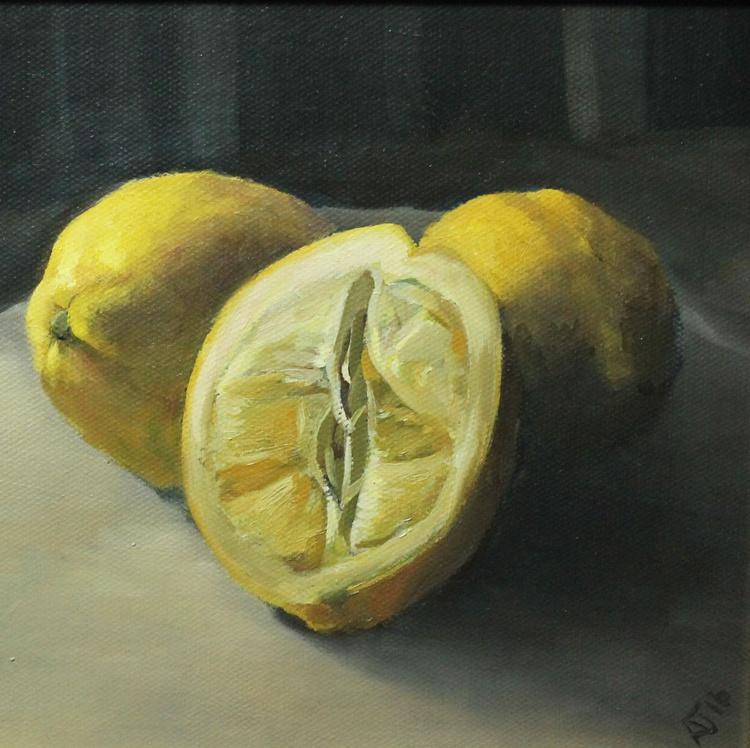 Lemon Still Life - Image 0