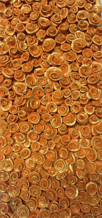 Red Golden Roses - Image 0