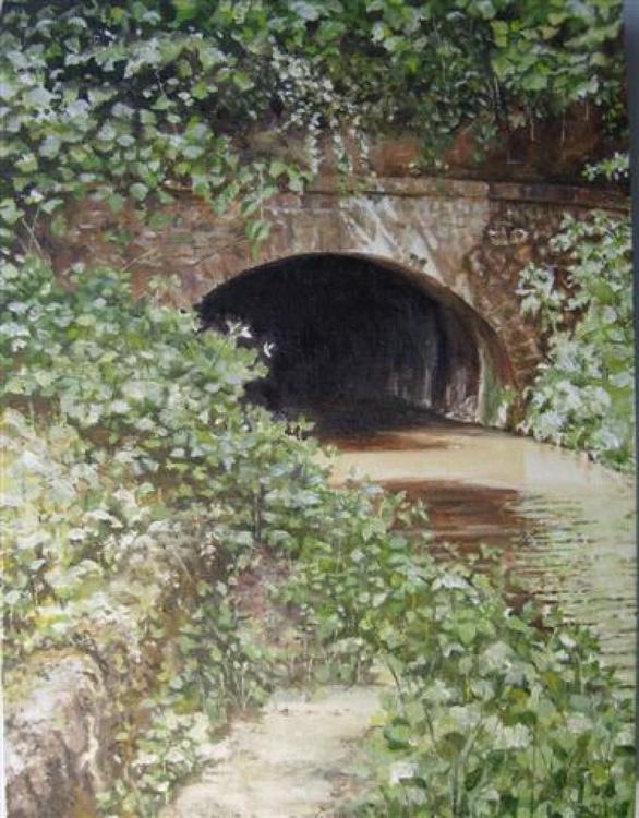 Hyde Bank Tunnel. - Image 0