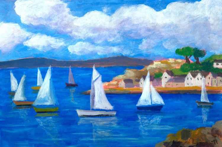 Regatta, Isles of Scilly -