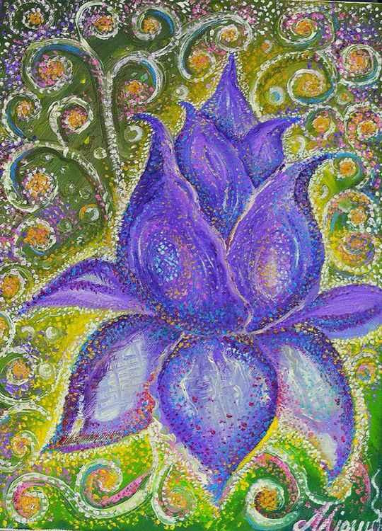 Mystic lotus -