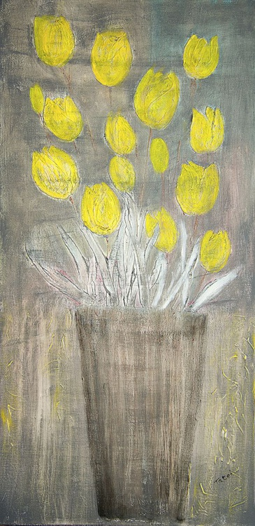 [360] Textured Tulips - Image 0