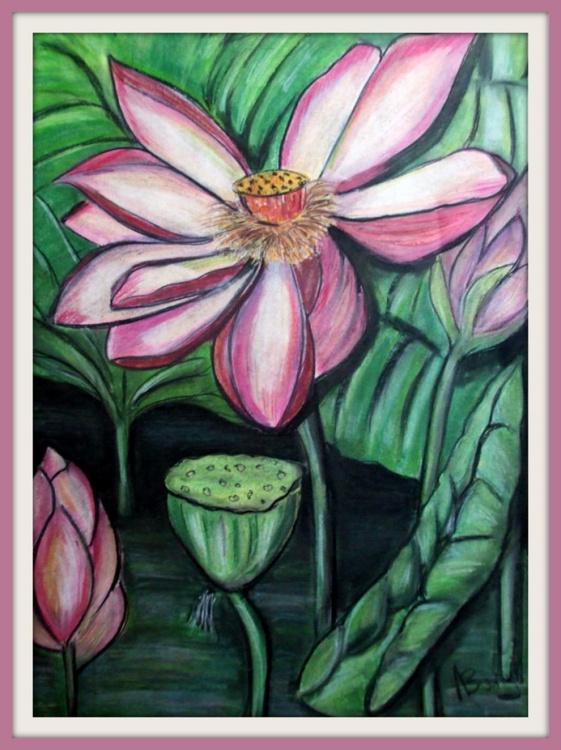 Pink Flower - Image 0