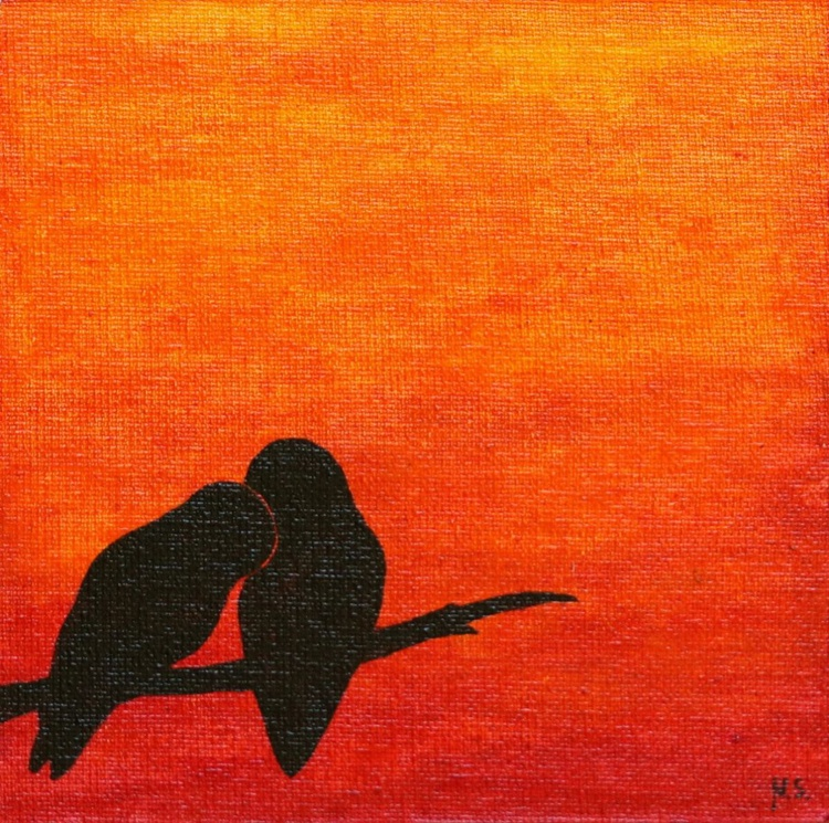 Two owls - Image 0
