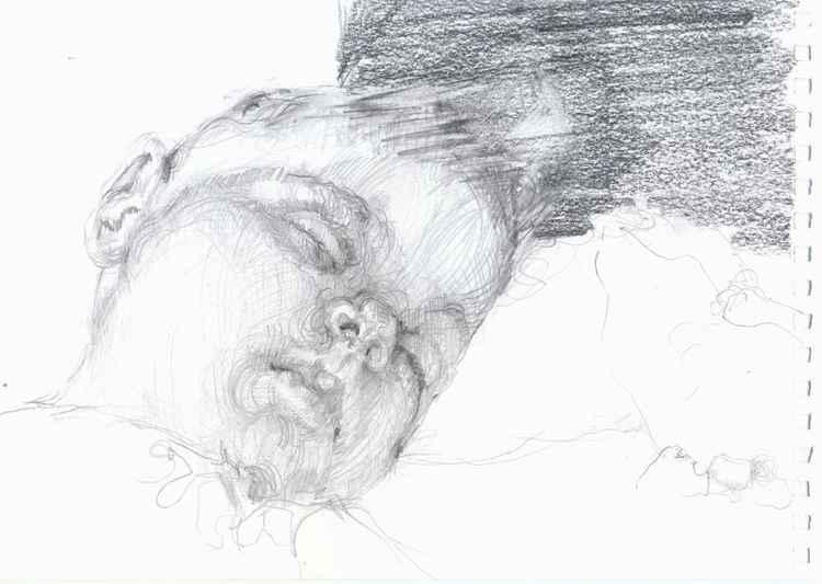 Portrait of a boy No.3 -